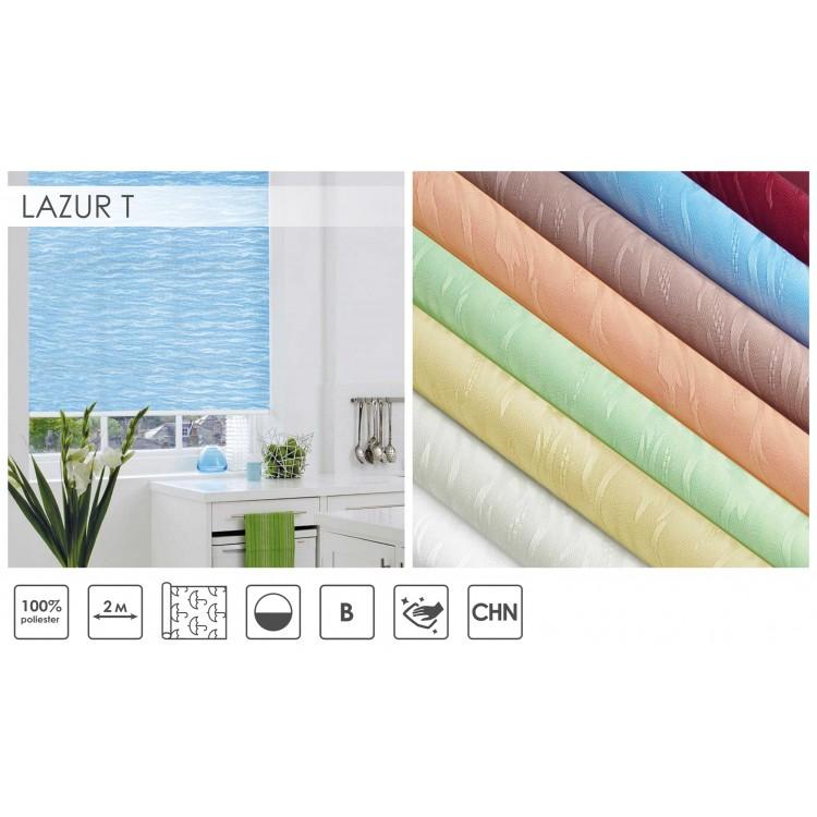 Рулонные шторы Lazur Зеленый 2073