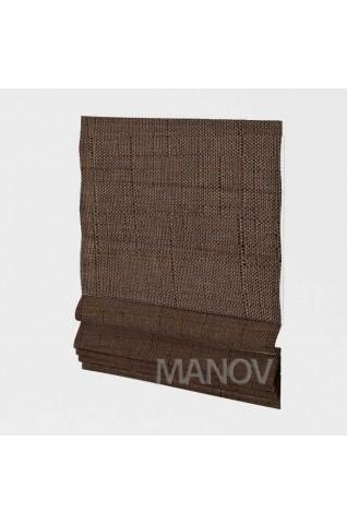 Римские шторы Лен 900