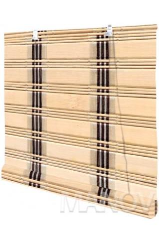 Бамбуковые жалюзи 722 (2 цвета)