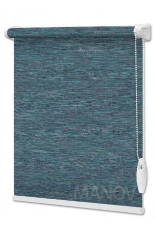 Рулонные шторы Термо POLO Синий (4 цвета) Все Размеры