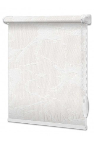 Рулонные шторы Briar Белый (3 цвета) Под Ваш Размер