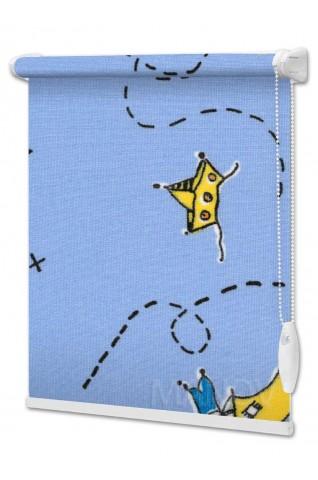 Рулонные шторы Детские (2 цвета) Все Размеры
