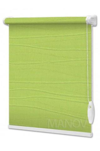 Рулонные шторы Grass Зеленый (4 цвета) Все Размеры