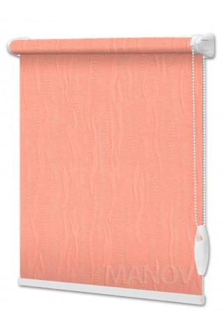 Рулонные шторы Lazur Розовый (12 цветов) Все Размеры