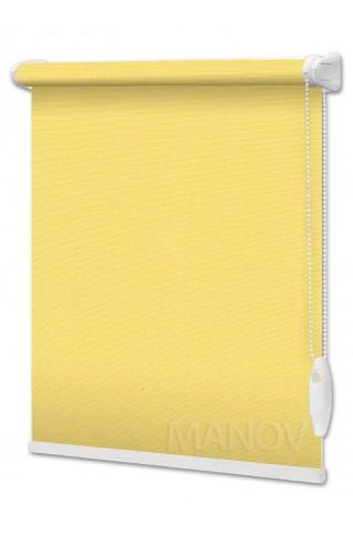 Рулонные шторы Neo Желтый (18 цветов) Под Ваш Размер