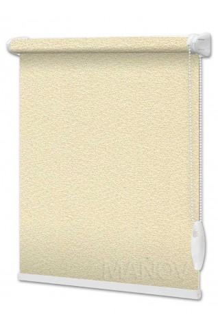 Рулонные шторы Pearl Кремовый (9 цветов) Все Размеры