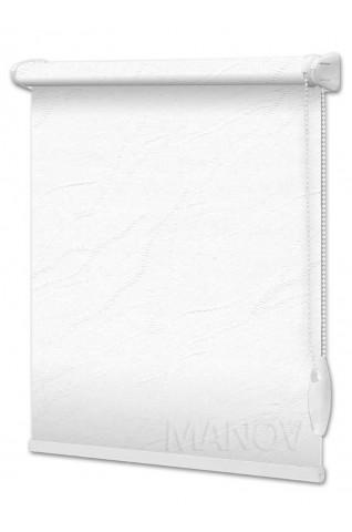 Рулонные шторы Woda Белый (10 цветов) Все Размеры