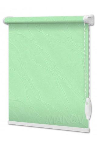 Рулонные шторы Woda Зеленый (10 цветов) Все Размеры