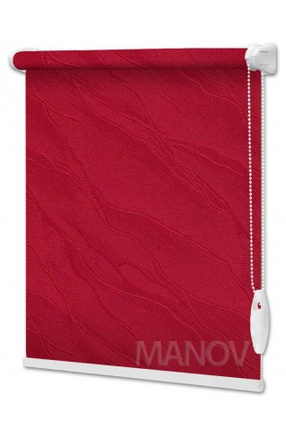 Рулонные шторы Woda Красный (10 цветов) Все Размеры