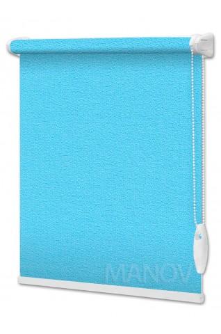 Рулонные шторы America Голубой (4 цвета) Все Размеры