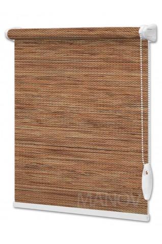 Рулонные шторы Aruba Коричневый (4 цвета) Под Ваш Размер