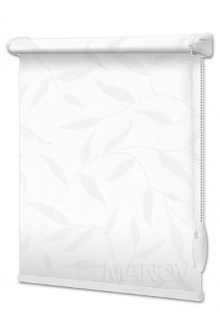 Рулонные шторы Batik Белый (4 цвета) Под Ваш Размер