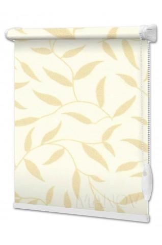 Рулонные шторы Batik Желтый (4 цвета) Под Ваш Размер