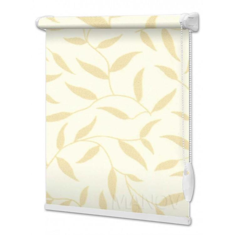 Рулонные шторы Batik Желтый 02